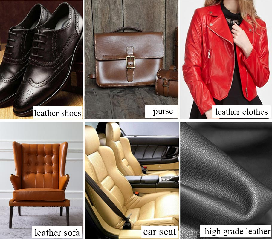Leather paint for shoes bags sofa