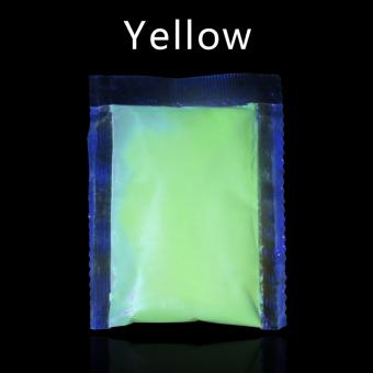 DIY  Glow Luminous Powder