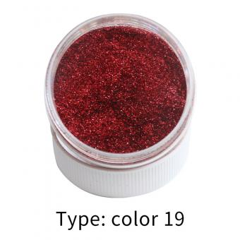 Colorful Glitter Powder